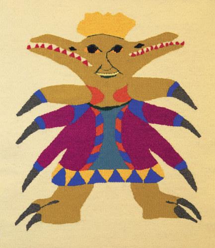 Nghệ thuật của người Inuit. Ảnh: Bryan Alexander/GEO