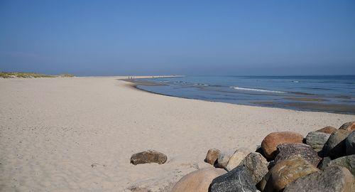 Mũi đất Grenen, nơi biển Bắc và biển Baltic gặp nhau. Ảnh: Fotocommunity.