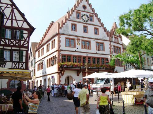 Tòa đô chính cũ của Weinheim