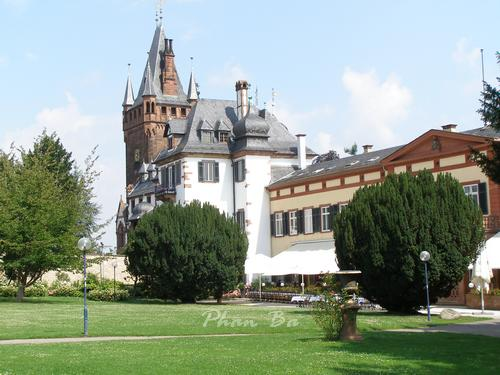 Lâu đài Weinheim