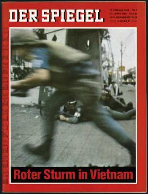 Báo Der Spiegel số 07 / 1968