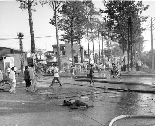 Sài Gòn trong Tết Mậu Thân