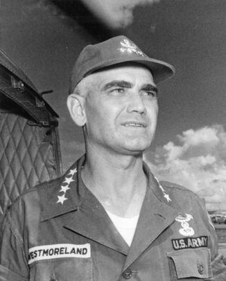 Tướng W. C. Westmoreland