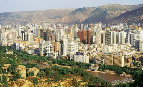 Thành phố triệu dân Lan Châu
