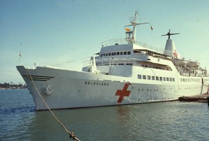 Tàu bệnh viện Helgoland