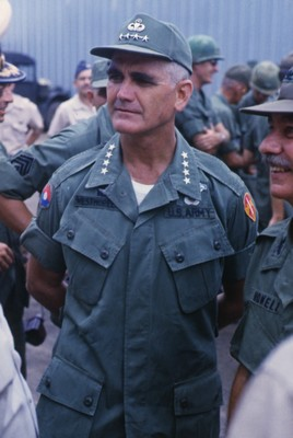 "Tướng William C. (""Westy"") Westmoreland. Ảnh: Wikipedia"