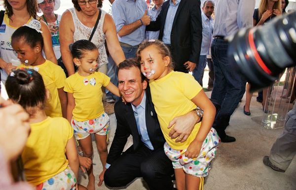 Thị trưởng Rio Paes