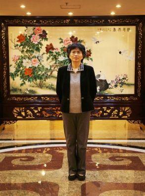 Bà Li: Kế hoạch thuần phục quyền lực. Ảnh: Der Spiegel