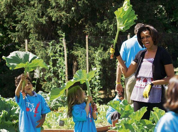 Phu nhân tổng thống Michelle Obama