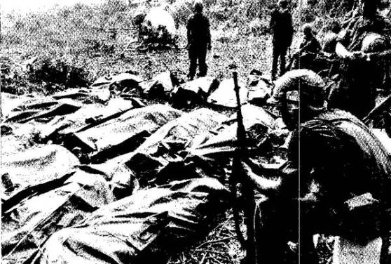 Lính Mỹ hy sinh ở Việt Nam