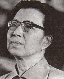 Thân tín: Giang Thanh vợ của Mao là một động lực chính trong cuộc truy lùng những người được cho là phản cách mạng. Ảnh: GEO Epoche