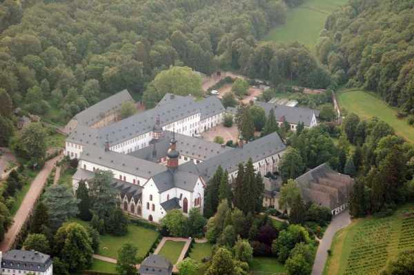 Tu viện Eberbach. Ảnh: Wikipedia