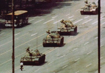 Biểu tượng của cuộc nổi dậy. Ảnh: GEO Epoche