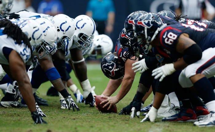 Indianapolis Colts v. Houston Texans