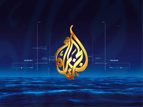 Biểu trưng của đài Al–Jazeera
