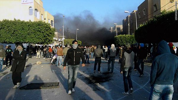 Sidi Bouzid, 23/12/2010