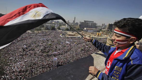 Quảng trường Tahrir , tháng 2 / 2011