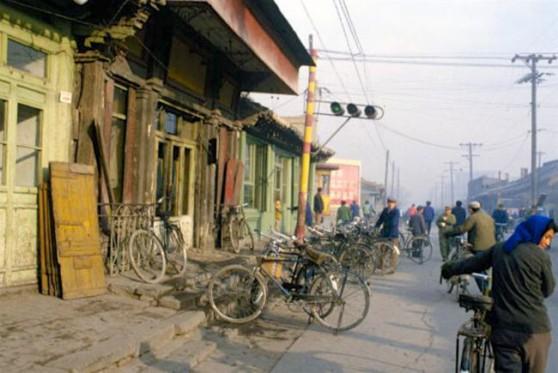 Thành phố Đại Đồng, tỉnh Sơn Tây, Trung Quốc, 1980