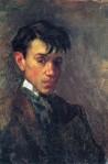 Picasso, chân dung tự họa, 1896