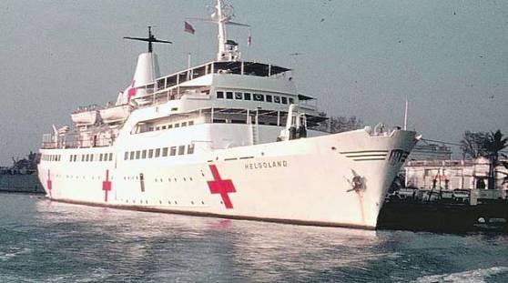 Chiếc tàu Helgoland, biểu tượng của niềm hy vọng và tình nhân đạo trong cuộc Chiến tranh Việt Nam