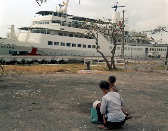 Tàu Helgoland ở Việt Nam 1967