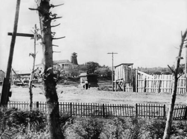 Trại lao động Birobidzhan, Siberia, năm 1954. Ảnh: AP