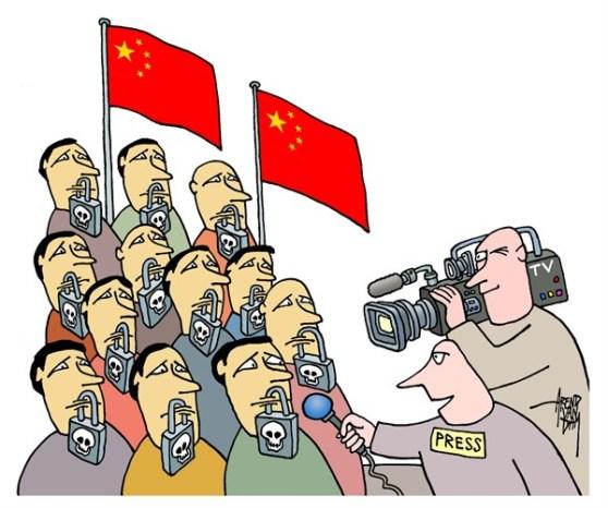 Tự do ngôn luận ở Trung Quốc