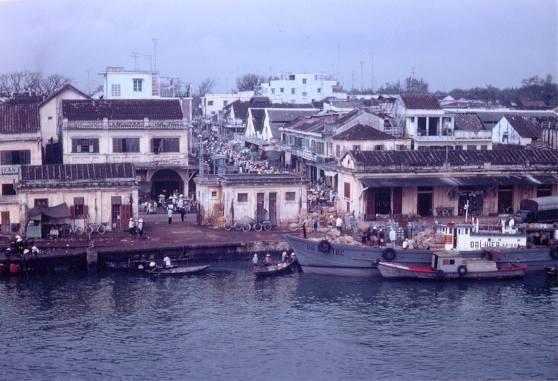 Chợ Hàn, Đà Nẵng 1967. Hình của Van Kley