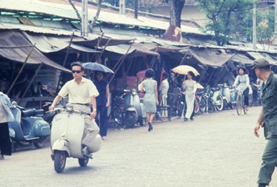 Đường Hàm Nghi, Sài Gòn, 1967