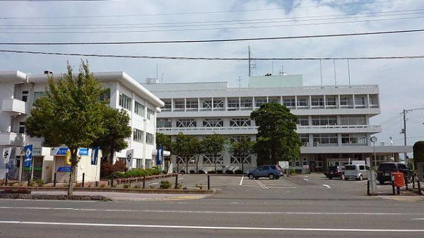 Nhà thị chính Minamisoma. Hình: Wikipedia
