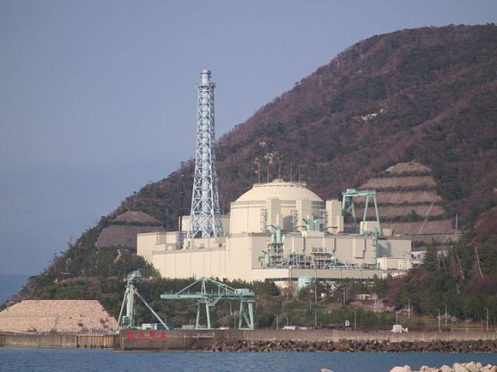 Nhà máy điện nguyên tử Monju. Hình: Wikipedia