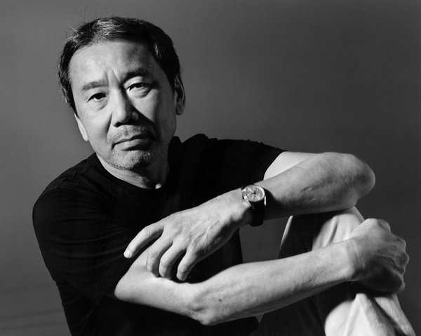 Haruki Murakami. Hình: The New York Times
