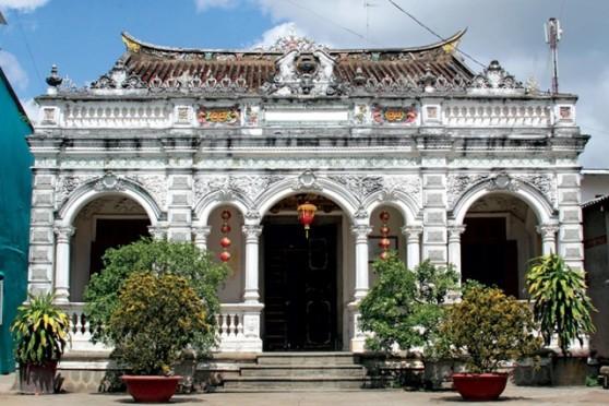Nhà cổ của Người Tình - Huỳnh Thủy Lê. Hình: GEO.de