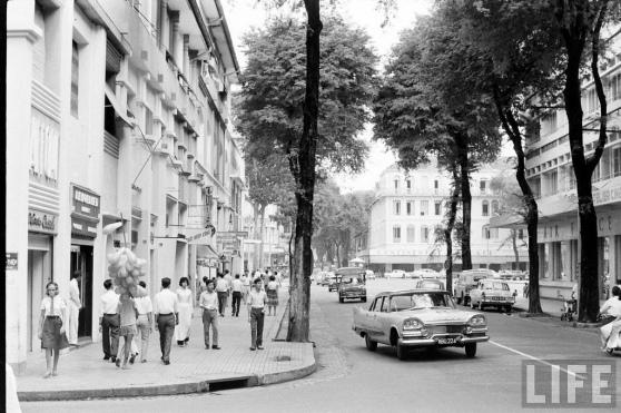 Đường Tự Do năm 1961