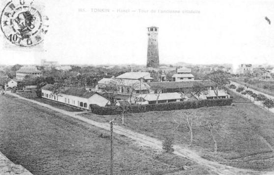 Hà Nội khoảng 1890 -1900