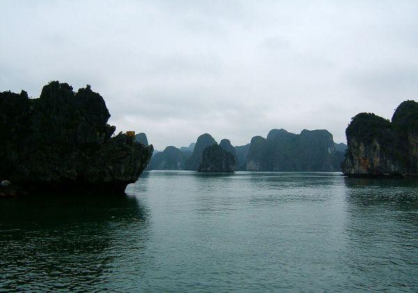 Quần đảo Cát Bà. Hình: Wikipedia