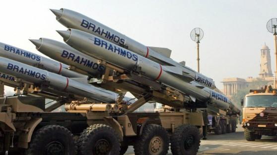 Tên lửa BrahMos của Ấn Độ