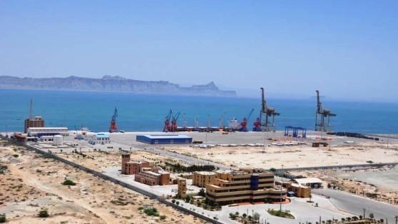Cảng Gwadar do người Trung Quốc điều hành