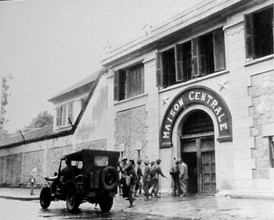 Hỏa Lò, Hà Nội, 1954