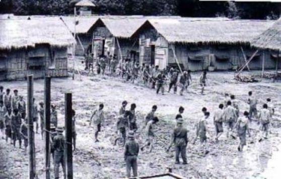 Một trại cải tạo ở Long Thành