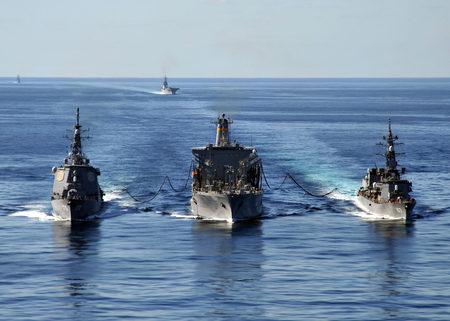 Diễn tập quân sự Mỹ-Nhật trong tháng 12 năm 2010