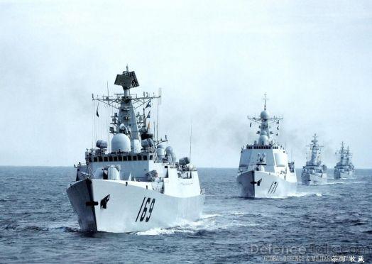 Tàu khu trục Trung Quốc