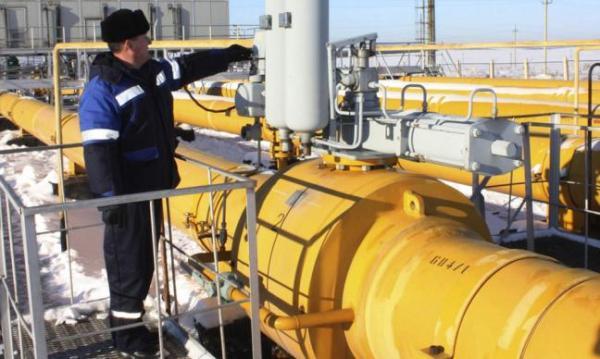 Đường ống dẫn khí đốt ở Nga