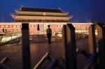 Chính phủ Trung Quốc không cho phép kỷ niệm Thiên An Môn. Hình: DPA
