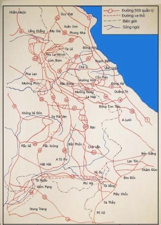 Đường mòn Hồ Chí Minh