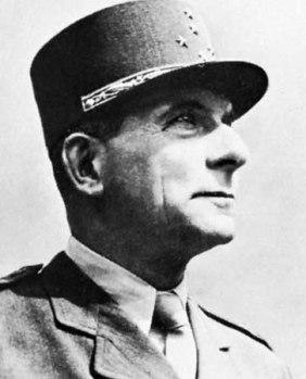 Tướng Jean de Lattre de Tassigny