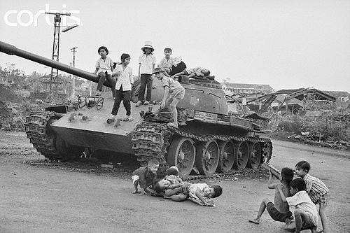 An Lộc, 19 tháng Tư 1973, Hình Bettmann / CORBIS