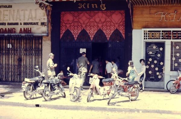 Quán rượu trên đường Tự Do, 1969