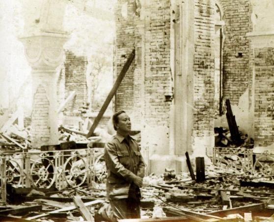 Tổng thống Thiệu này 20/09/1972 ở Quảng Trị