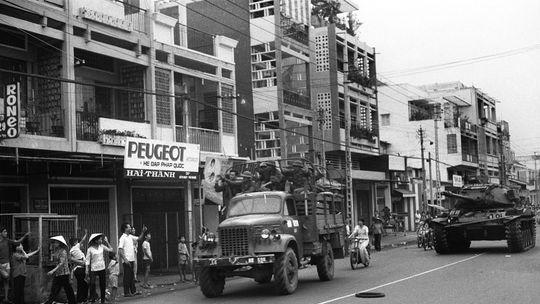 Sài Gòn, tháng 5 năm 1975